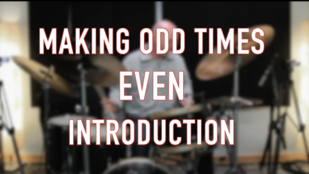 Making Odd Times Even: Introduction